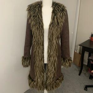 Dark Brown Penny Lane Coat